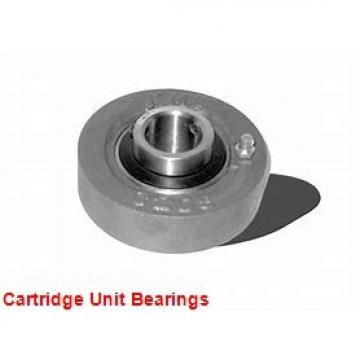 QM INDUSTRIES QAAMC18A080SEM  Cartridge Unit Bearings