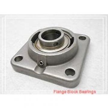 REXNORD ZFS9211S  Flange Block Bearings