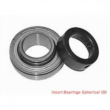SEALMASTER 3-015C  Insert Bearings Spherical OD