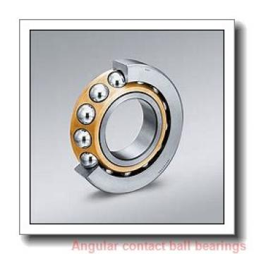 1.5 Inch | 38.1 Millimeter x 1.875 Inch | 47.625 Millimeter x 0.188 Inch | 4.775 Millimeter  RBC BEARINGS KAA15AG0  Angular Contact Ball Bearings