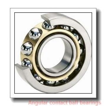 2.5 Inch | 63.5 Millimeter x 3 Inch | 76.2 Millimeter x 0.25 Inch | 6.35 Millimeter  RBC BEARINGS SA025XP0  Angular Contact Ball Bearings