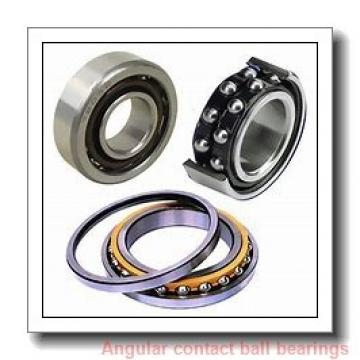 1.5 Inch | 38.1 Millimeter x 1.875 Inch | 47.625 Millimeter x 0.188 Inch | 4.775 Millimeter  RBC BEARINGS SAA15AG0  Angular Contact Ball Bearings