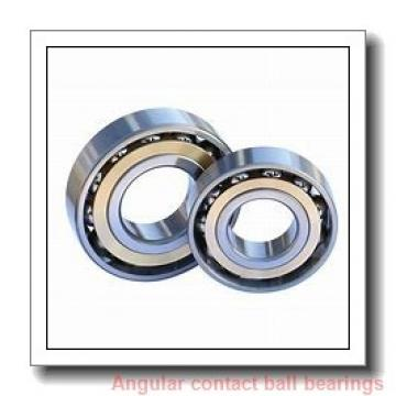 1 Inch | 25.4 Millimeter x 1.375 Inch | 34.925 Millimeter x 0.188 Inch | 4.775 Millimeter  RBC BEARINGS KAA10AG0  Angular Contact Ball Bearings